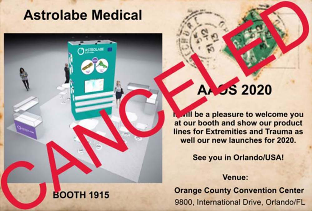 aaos 2020 cancelled